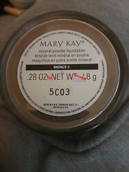 Mary Kay Mineral Powder Foundation - Bronze 3