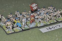25mm Medieval / Vietnam - Archers And Crossbowmen 24 Figs - Inf 16017