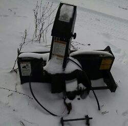 Snow Blower Attachment Ber-vac Jd 1040 / 2040 40 Gas 2 Stage - Used