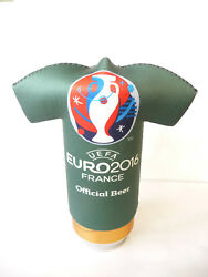 Carsberg Can Cooler Uefa Euro 2016 France Official Beer T-shirt Used Rare