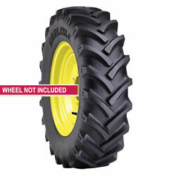 2 New Tires And 2 Tubes 13.6 38 Carlisle R-1 Tractor Csl24 6 Ply 13.6x38 Farm Atd