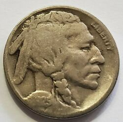 1915 1917 1917-s 1919-d 1919-s 1925-s And 1931-s Buffalo Nickels Lot Of 7