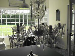 Waterford Crystal Comeragh 5 Arm Chandelier - Retails For 5400