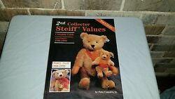 Collector Steiff Disney Values 80-90 Limited Editions And Replicas Price Book