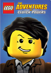 Lego: The Adventures of Clutch Powers DVD2010 mcad63167166d $12.36