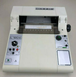 Linseis L120 E-1 Flat-bed Chart Recorder