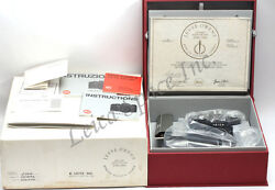 Rare Leica R4 Jesse Owens 1936-1986 Olympic W/ 70-210/4 New In Box