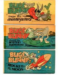 Quaker Puffed Rice Comic Giveaway Set A1 To A5  Bugs Bunny  5 Books