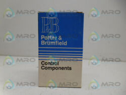 Potter And Brumfield Cb-1031d-30 Timer New In Box
