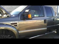 Driver Front Door Electric Window Fits 08-12 FORD F250SD PICKUP 13112274