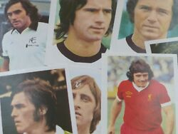 Fks Euro Soccer Stars And03977 Picture Stamps - Complete Your Collection