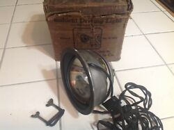 Vintage Spot Lamp Inshield Driving Light Early Auto Truck 1920and039s 30and039s Old Car