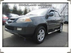 2004 MDX Touring with Navigation System and Rear DVD System 2004 Acura MDX Touring with Navigation System and Rear DVD System 103786 Miles G