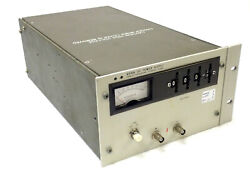 Hp 6516a High Voltage Dc Power Supply 0-3000v 0-6ma, Rack Mount, Tested