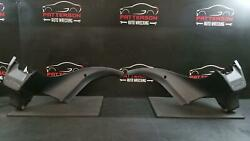 96 Bmw Z3 Left And Right Lateral Side B Interior Trim Panels Backseat Belt Housing