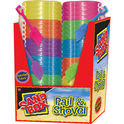 Sand Pail And Shovel Set Pack Of 48