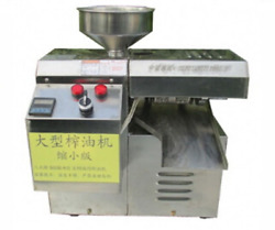 Special Press Machine For Peanut, Sesame Seed, Safflower Seed, Stainless Steel M