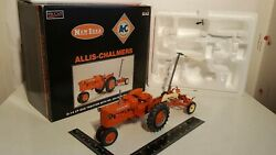 Ac D-14 Lp W/254 Ni Mower 1/16 Diecast Farm Tractor And Implement By Speccast