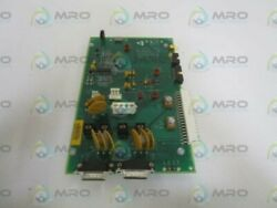 General Electric Asc Control Panel Board 2142602 Used