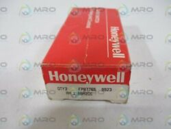 Lot Of 2 Honeywell Aml21bba2cc Unsealed Oi-pb Switch New In Box