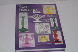 The Glass Candlestick Book Vol. 2 Identification amp; Value Guide T Felt