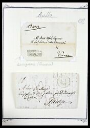 Lot 29679 Exhibition collection stamps and covers of Modena 1787-1887.