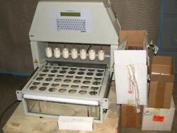 Varian Bio-dis Dissolution Bath Vankel With Glass Containers Nice