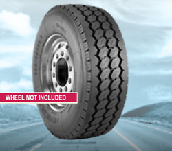 New Tire 425 65 22.5 Hercules Wide H402 Mixed Service Semi 20ply 425/65r22.5 Atd