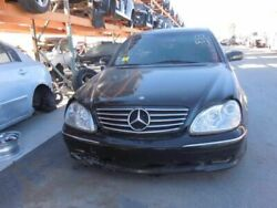 Crossmember/K-Frame 215 Type Front CL65 Fits 00-06 MERCEDES CL-CLASS 11883654