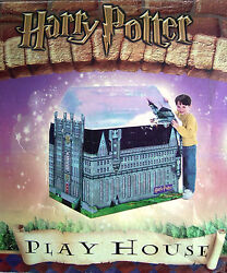 Nib New Life Size Harry Potter Hogwarts Castle Play House Wizard Witch By Ero