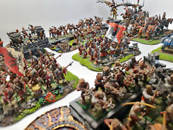 Warhammer Age Of Sigmar Empire Army Master Painted Esercito Gw
