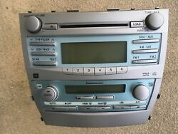 Radio CD Player Climate Control Toyota Camry 07 08 09 2007 2009 2008