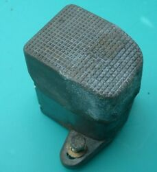 Mercedes 450sl. 450slc, Others. Headlight Dimmer Switch, Foot Pedal, From 1975