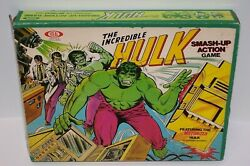The Incredible Hulk Smash Up Action Board Game Ideal