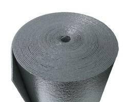 R-8 Hvac Duct Wrap Insulation Reflective 2 Sided Foam Core 4and039 X 100and039 400 Sq Ft