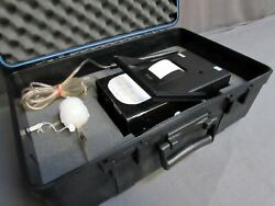 Hach/metone Met One 237a Portable Airborne Laser Particle Counter