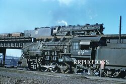 Railroad Large Print Duluth Missabe And Iron Range Dmir Steam Action 87