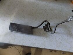 70 71 Ford Torino Cyclone Gas Pedal Assembly And Stainless Trim Montego