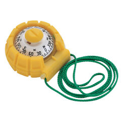 Ritchie Compasses X-11y Compass Handheld 2 Dial Yellow