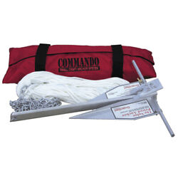 Fortress Marine Anchors C5-a Commando Small Craft Anchoring System