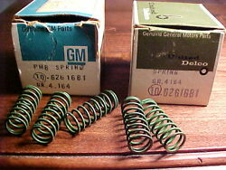 2 Nos Gm 6261681 Springs 2 Per Auction Free 1st Class Same Day Shipping