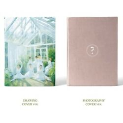 Oh My Girl-[The Fifth Season] 1st Album 2 SET CD+Poster+PhotoBook+Card+etc+Gift