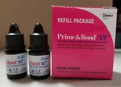 Prime And Bond Nt Nano-tech Adhesive - 2 X 4.5 Ml Bottles By Dentsply Clear Out