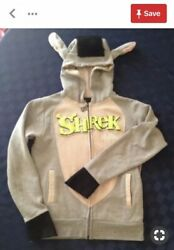 RARE Shrek The Musical Official Apparel Donkey Jacket Youth Small Awesome Jacket $59.99