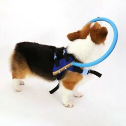 Pet Dog Safe Halo Guide Training Behavior Aids For Blind Angel Wings Protection