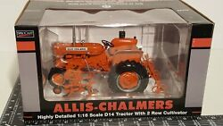 Allis Chalmers D14 W/2 Row Cultivator By Speccast