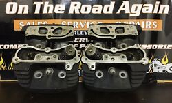 Harley Davidson Twin Cam Heads 16725-99 And 16723-99 Price Dropped