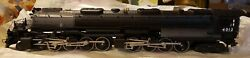 MTH MT-3021LP Union Pacific Big Boy Steam Engine 3-Rail with Protosound LN