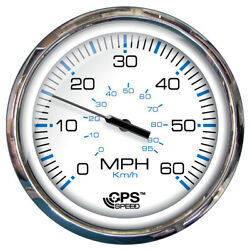 Faria Beede Instruments 33861 5 Speedometer 60 Mph Gps Studded Chesapeake