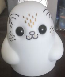 Tiny Ghost By Reis Oandrsquobrien Bimtoy 2018 Custom Hand Drawn Signed Auto Cat Nycc